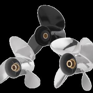 propellers en toebehoren